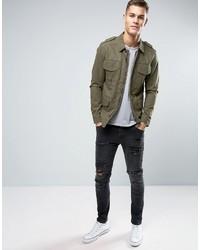 Jack jones m65 jacket