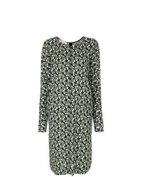 Marni Floral Print Day Dress