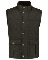 Explorer waistcoat dark olive medium 3831595