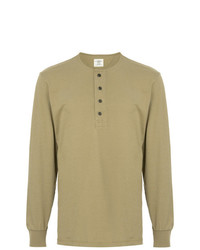 Kent & Curwen Fitted Long Sleeve Top