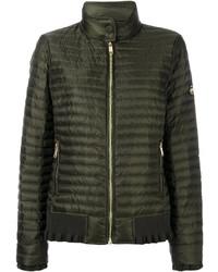 Michael Kors Michl Kors Zipped Padded Jacket