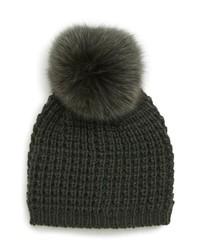 Olive Knit Beanie