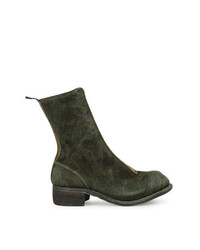 Guidi Zipped Fitted Boots