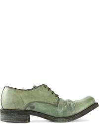 Cavallo distressed derby shoes medium 604288