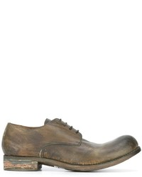 Worn out effect derbies medium 964735