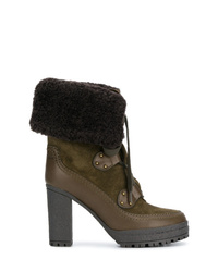See by Chloe See By Chlo Shearling Lined Boots