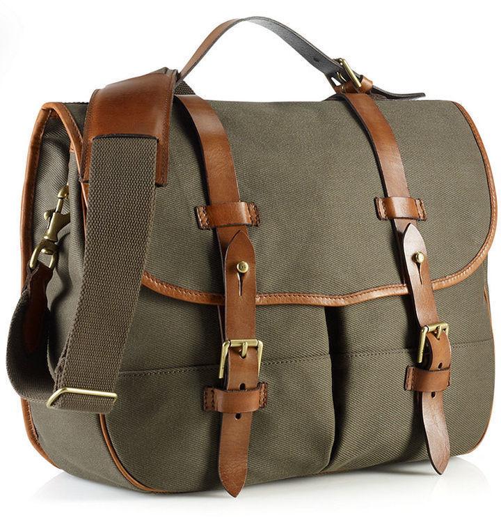 fa89da48524 ... low cost polo ralph lauren bag core canvas messenger bag 17a10 7c118