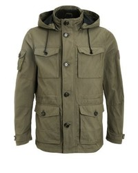 Tommy Hilfiger 2 In 1 Izzy Light Jacket Green