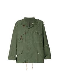424 Fairfax X Alpha M 65 Anarchy Jacket