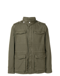 Eleventy Military Jacket