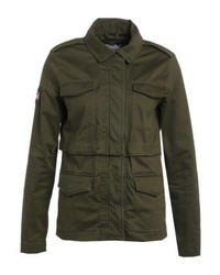 Superdry Rookie Summer Jacket Khaki