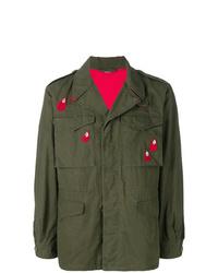 Gucci Spiritismo Military Jacket