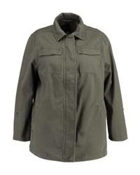New Look Summer Jacket Dark Khaki