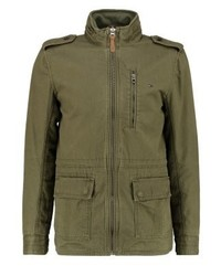 Tommy Hilfiger Summer Jacket Green