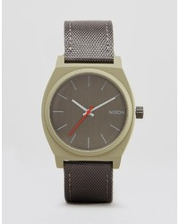 Nixon Time Teller Sand Patrol Watch
