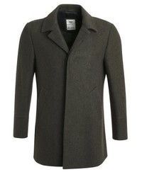 Classic coat dark khaki medium 3832056