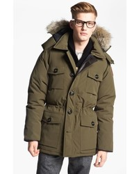 Canada Goose montebello parka outlet authentic - Woolrich Ramar Nylon Arctic Parka | Where to buy & how to wear