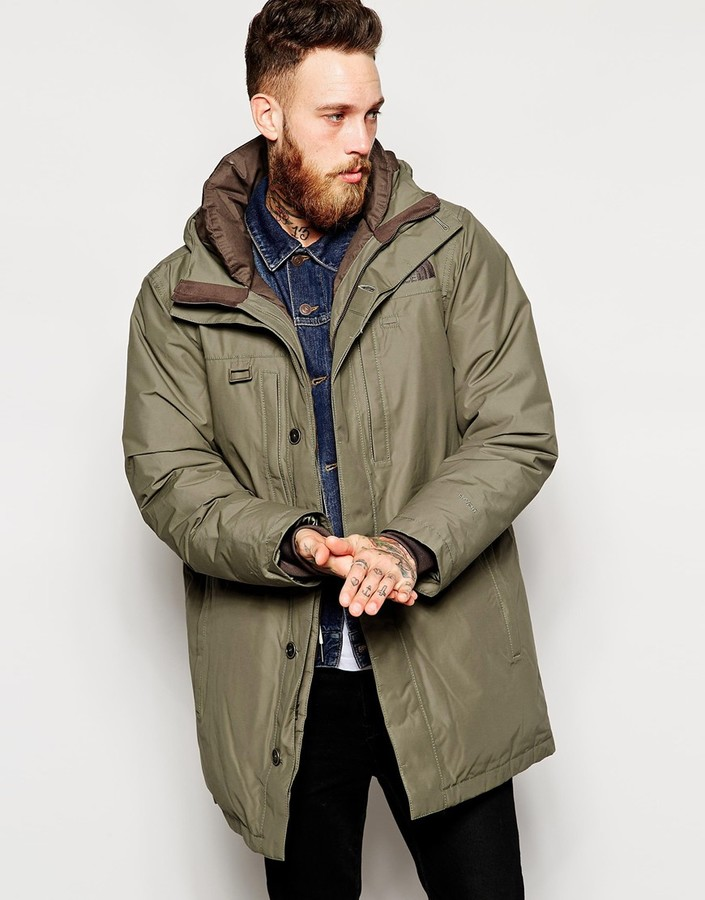 finest selection c0ee2 2be8a £567, The North Face Himalayan Long Parka