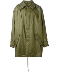 Maison Margiela Hooded Parka