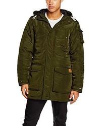 Jorsnow Parka Jacket Pre Aut Jacket Green Large