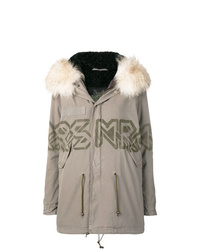 Mr & Mrs Italy Parka Coat