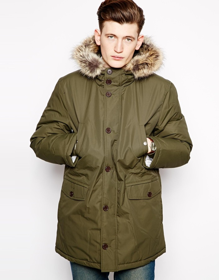 Ben Sherman Parka Jacket | Where to buy & how to wear