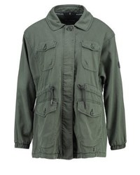 Parka washed moss medium 4000271