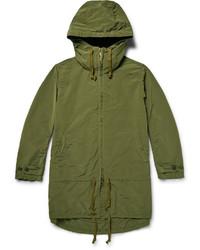 Shell hooded parka medium 1149114