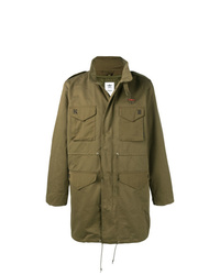 adidas X Patch Pockets Military Coat
