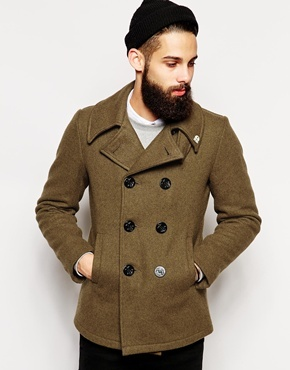 Fidelity Peacoat Made In Usa   Where to buy & how to wear