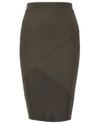 Pencil skirt dark green medium 3904813
