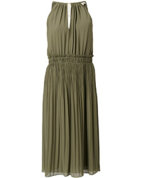 MICHAEL Michael Kors Michl Michl Kors Pleated Dress