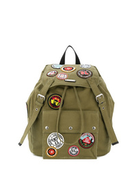 75fb3f6501 Olive Print Backpacks for Men | Men's Fashion | Lookastic UK