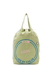 See by Chloe See By Chlo I Am Cool Tote Bag