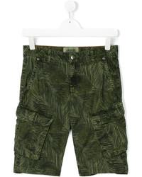 Vingino Printed Cargo Shorts