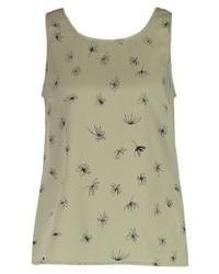 Pcmanilla vest deep lichen green medium 4255634