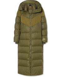 Nike Hooded Quilted Shell Down Coat