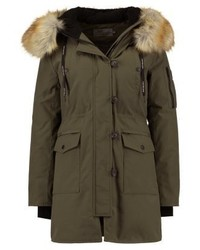 Calvin Klein Olivia Down Coat Grape Leaf