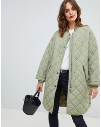 BOSS Casual Quilted Coat