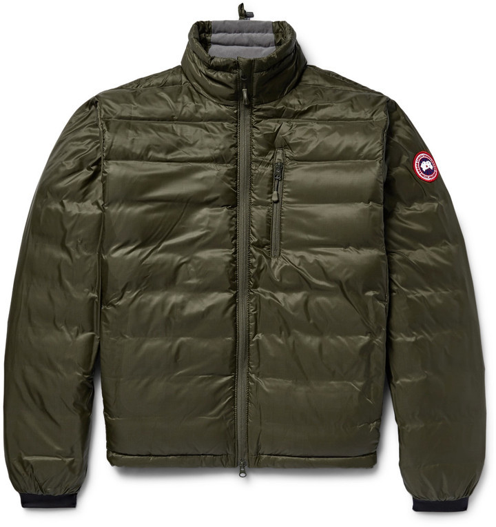 ... Canada Goose Lodge Packable Quilted Ripstop Down Jacket ...