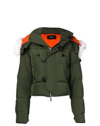 Dsquared2 Med Down Jacket