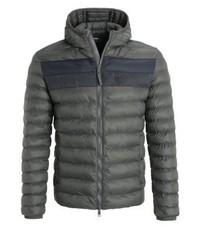 Winter jacket dark green medium 4207429