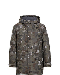 MACKINTOSH Camouflage Event Down Coat Gdh 002