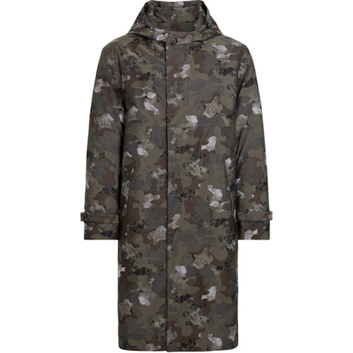 MACKINTOSH Camouflage Event Hooded Coat Gmh 003d