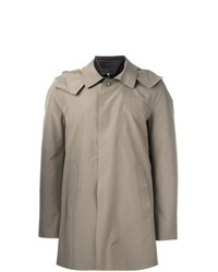 Kiton Detachable Lining Raincoat