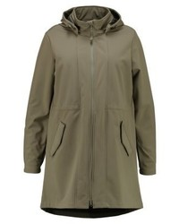 Zizzi Outdoor Jacket Dusty Olive