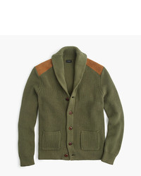 J.Crew Woodsman Cardigan Sweater