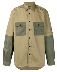 Diesel Convertible Long Sleeve Shirt