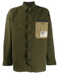 Diesel Military Overshirt