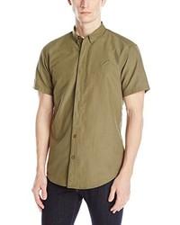 Olive Short Sleeve Shirt